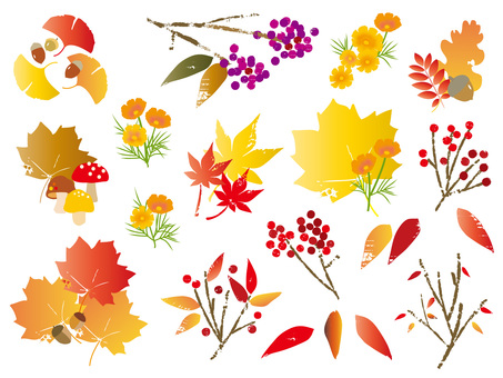 Autumn's painting (ver. 10)