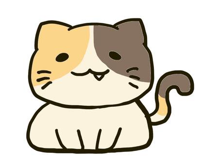 Cat (Mikane cat)