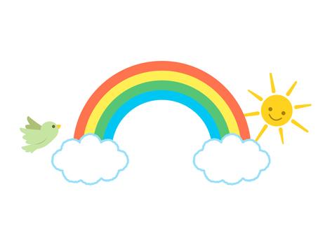 Rainbow No.13