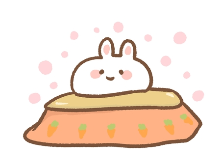 I can not get out of the kotatsu.