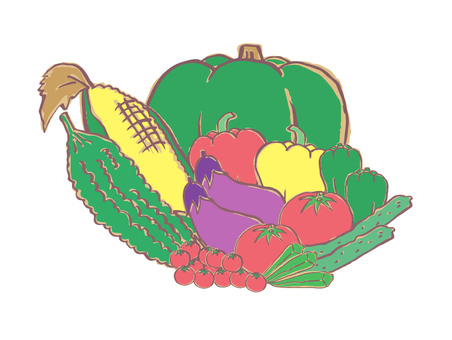 Vegetable Assortment 1