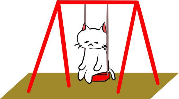 Nyanko and swing