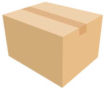Cardboard box 2
