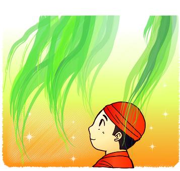 Shaking willow