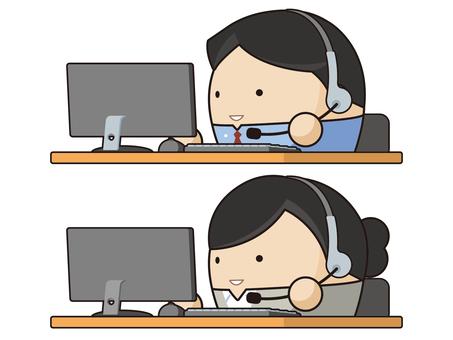 Desk work [teleop]