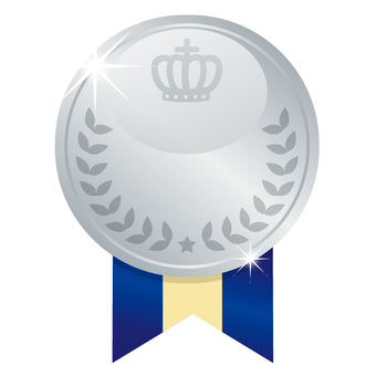 Silver medal 02