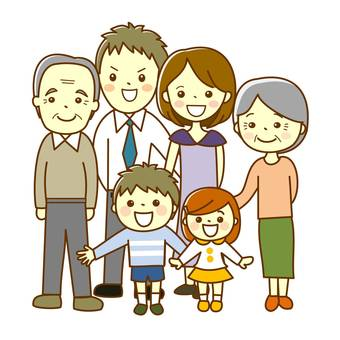 Family (3 generations)