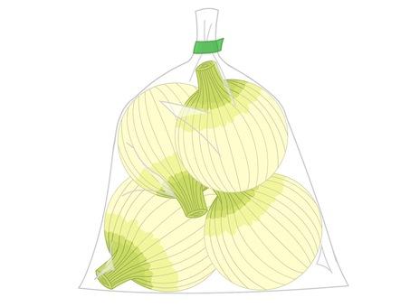 New onion bagging
