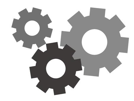 Gear screw