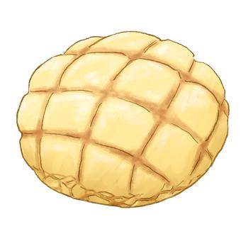 Melon bread