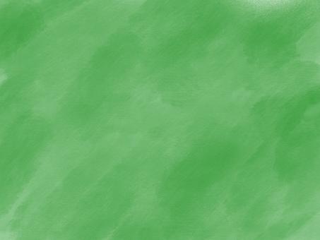 수채화 녹색