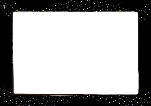 Starry-sky_ 밤하늘의 프레임 7