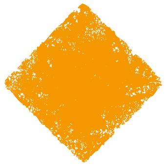 Stamp angle _ orange _ cs