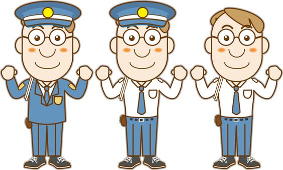 Policeman Set