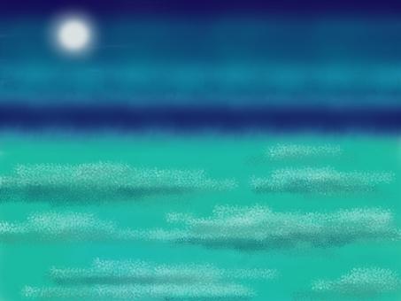 판타지, 바다