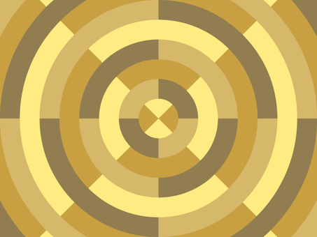 Concentric circles_colorful_4