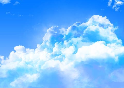 Thunderhead cumulonimbus