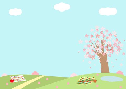 벚꽃 벚꽃 봄