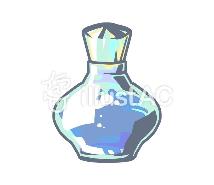 ガラス瓶イラスト No 1205251無料イラストならイラストac