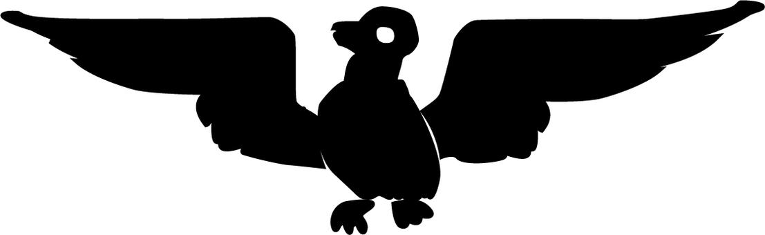 Phoenix silhouette 2