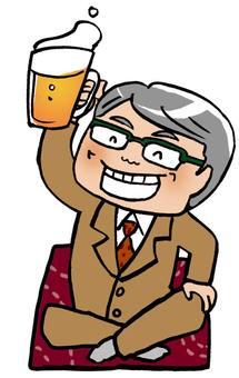 Izakaya office worker 3