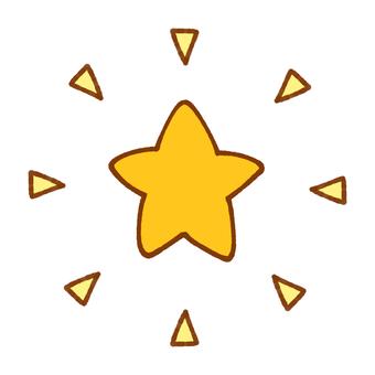 Prickly star