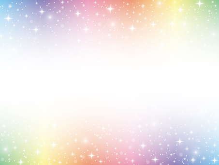 Rainbow colored glitter background