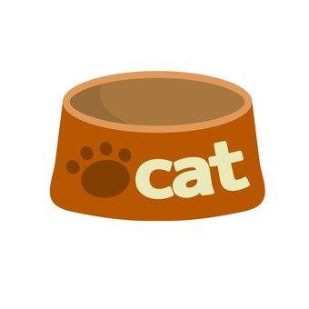고양이 애완 동물 그릇
