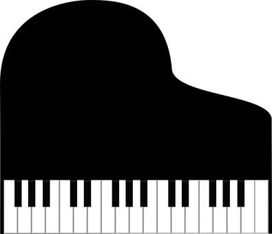 Piano (piano lesson signboard)
