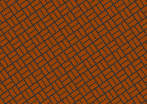 Brick vertical and oblique