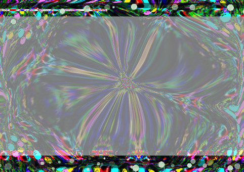 Abstract frame