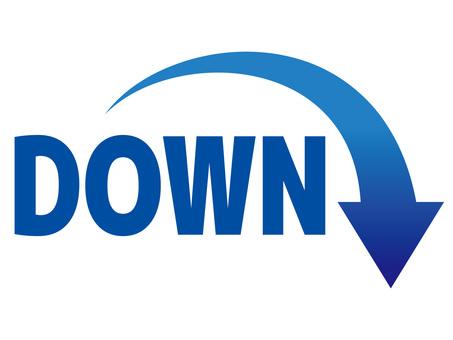 아이콘 _DOWN_ 다운