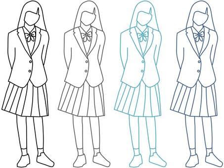Women's high school