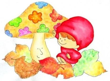 Mushroom soup ♪
