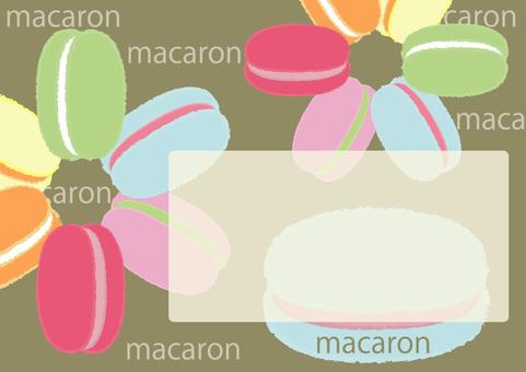 macaron_蛋白杏仁餅乾26_框架