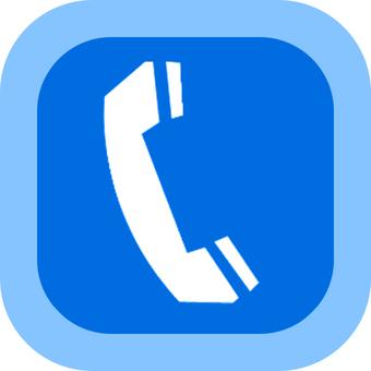 App call blue