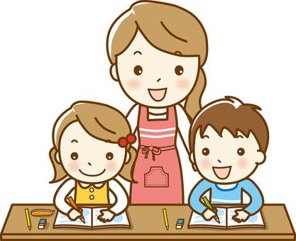 Child Study 09