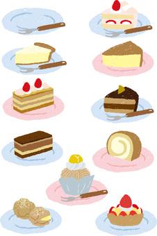 Cake summary (dish-owned)