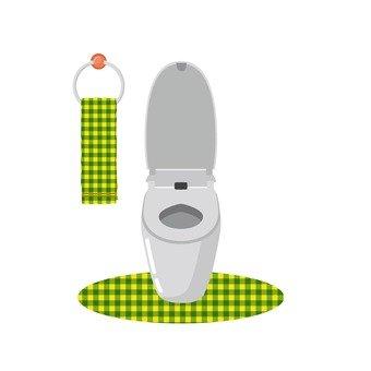 Toilet bowl 2