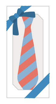 A tie gift