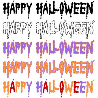 Halloween Drawing Characters