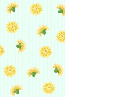 Dandelion frame
