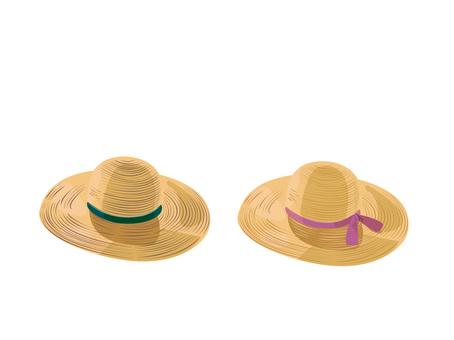 밀짚 모자