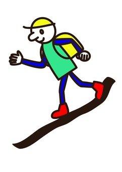 Climber Man 5
