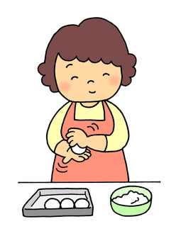Cooking (dumpling)
