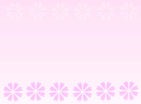 Background material · Flower (pink)