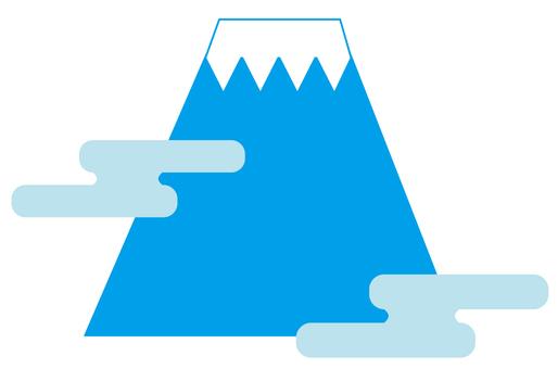 Mount Fuji (cloud)