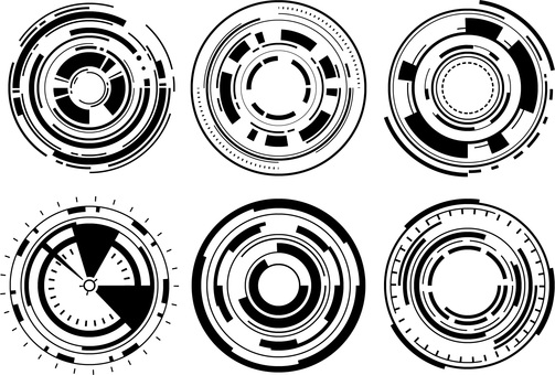 Techno circle