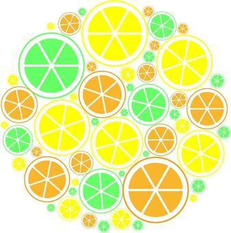 Citrus circle