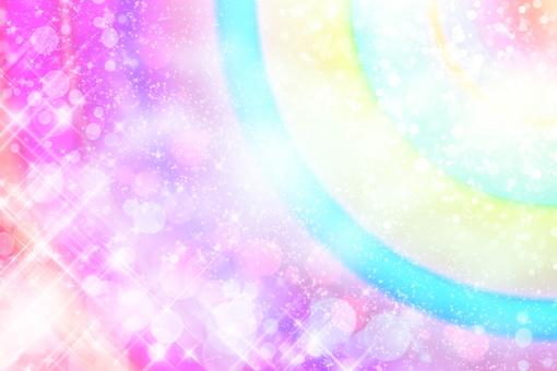 Glittering wave 2